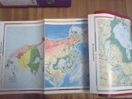 Mapy zbiór geografia