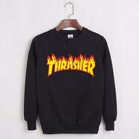 Мужской теплый стильный свитшот зима Thrasher