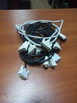 кабель DVI VGA Аудио 3,5мм к монитору телевизору