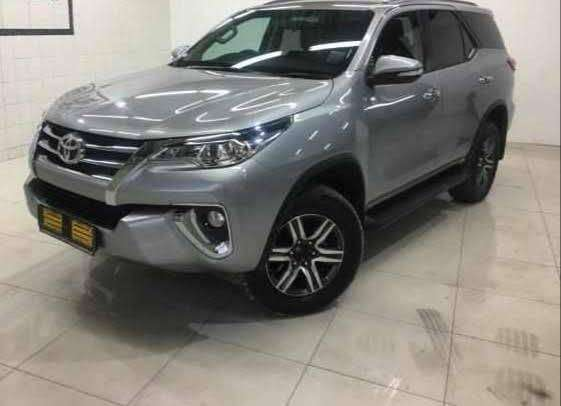2016 TOYOTA FORTUNER 2.4GD-6 R/B A/T FOR SALE 0