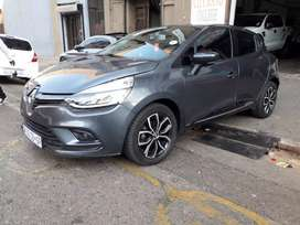 RENAULT CLIO TCE 2018 MANUAL