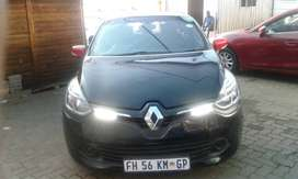 2017 Black Renault Clio 1.6 Sport for sale