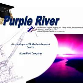Purple River Training Center what we do and specials for april