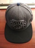 SnapBack czapka mitchell & ness Georgetown Hoyas hip hop skate