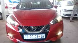2019 Nissan Micra 1.2 Engine Capacity with Manuel Transmissio