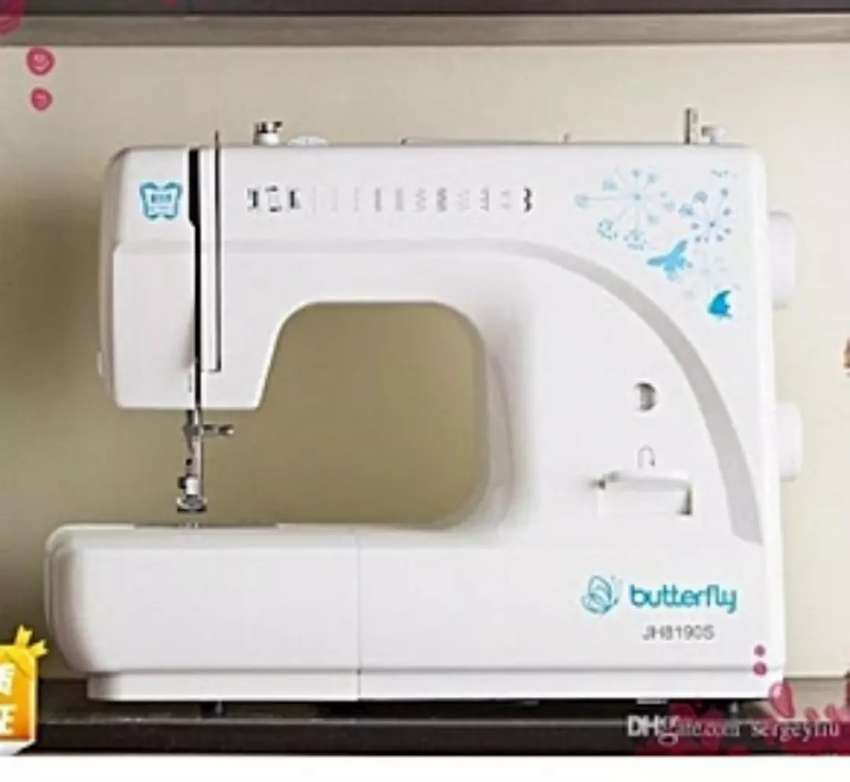 Butterfly jh8190s sewing machine 0