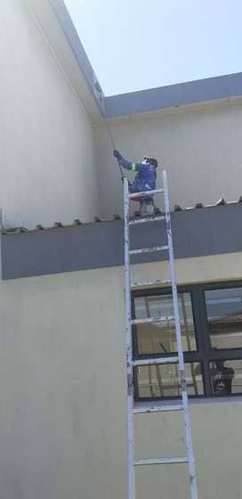 Blesser Painters, professional, reliable and experienced.
