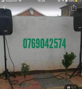 Small Sound Hire (Be UR Own DJ