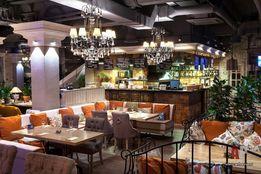 Обладнання для ресторанів, кафе, барів, столових, летняя площадка