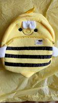 Новый рюкзачок пчелка