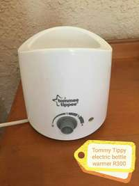 Image of Tommy tippy bottle warmer