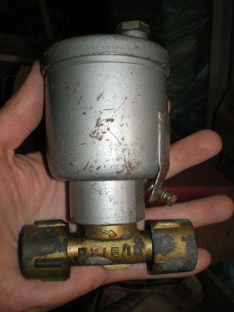 Клапан электромагнитный СВМГ Ру16/10 Днепр - изображение 1