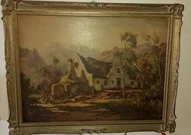Farm house painting for sale