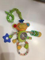 продам развивающую игрушку Mommy Love Весёлая обезьянка
