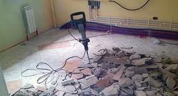 Демонтаж любой Резка бетона Фундамент Кладка