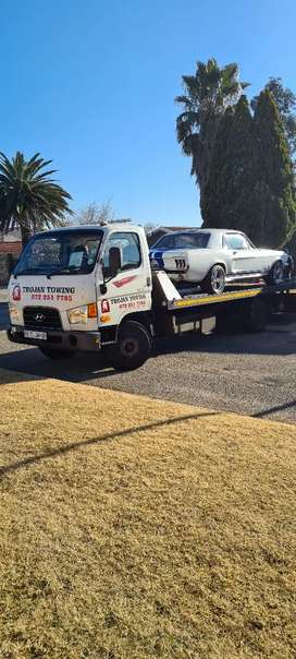 Trojan towing services