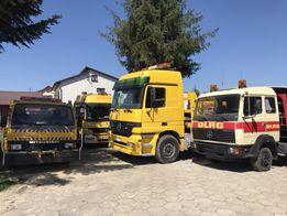 Pomoc Drogowa 24h autoholowanie holowanie transport drogowy wypadek