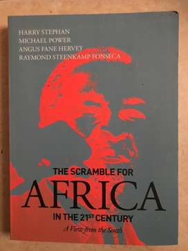 The Scramble For Africa In The 21st Century