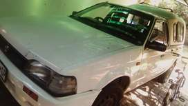 Mazda rustler its in good condition.Papers are in order