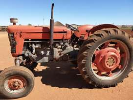 Massey 65 x 2 off for sale