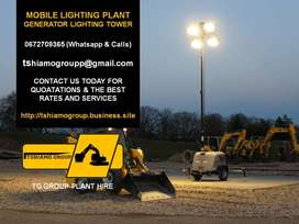 PLANT HIRE, CONSTRUCTION PLANT HIRE