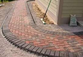 Paving AND building