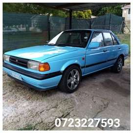 Nissan sentra 1.3  5 speed