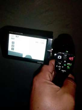 Sanyo Xacti hand camcorder for sale 10MP