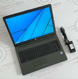 HP Core i3 7th Gen Laptop R7500