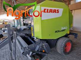 2014 Claas Rollant 340