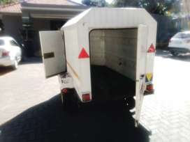 TRAILER  FOR SALE , PRICE NEGOTIABLE , GOOD CONDITION