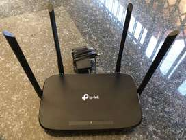 Modem TP-LINK AC 1200 used for 2 months with original box