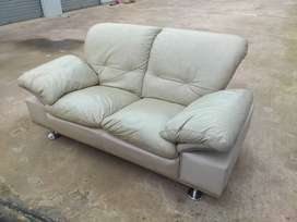 6 Seater Full Leather Couches