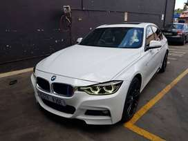 BMW 320i f30 Year Model :2017 Engine :2ltr  Mileage :87000km
