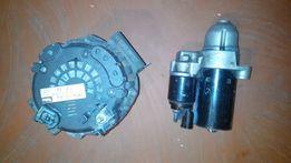 AUDI A6 2004-2005-2006-2007-2008-2009 стартер,генератор,катушки заж.