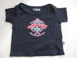 Koszulki dziecięce z zespołami: Motorhead, AC/DC, The Beatles