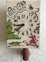Часы настенные Гуси-Лебеди Маяк
