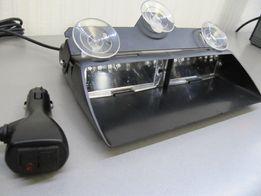 Стробоскоп на стекло Viper S2 RGB