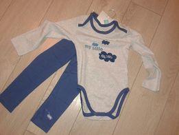 Pizama body spodnie jak Smyk Next HM Reserved r98