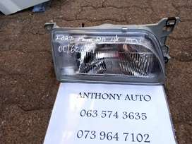 Ford laser right head lamp