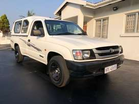 2003 Toyota Hilux Single Cab 2.4 D LWB