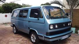 2002 VW Caravelle 2.5, for sale