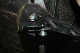 Защита картера Honda Civic Accord CR-V Pilot