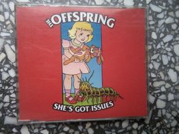 """The Offspring """"She's got issues"""" CD"""