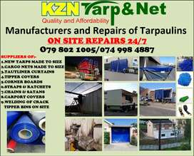 Tarps and Nets for Sale