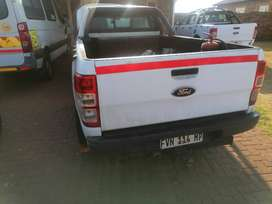 Ford ranger xl single cab Body with chassis for sale