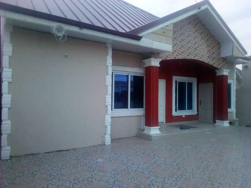 Newly built 3 bedrooms home for sale at spintex road 0