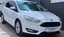 2015 Ford Focus 1.0 Eco Boost