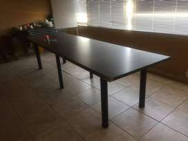 Boardroom Table with chairs
