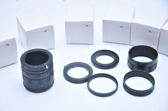 Макрокольца Nikon/Canon/Sony/Nex/Pentax/Micro 4/3/Minolta/м42 макро Днепр - изображение 5